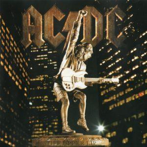 AC/DC – Stiff Upper Lip Plak
