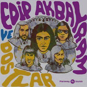 Edip Akbayram ve Dostlar – Singles Overview 1974 - 1977 Plak