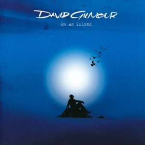 David Gilmour ‎– On An Island Plak