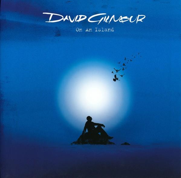 David Gilmour – On An Island Plak