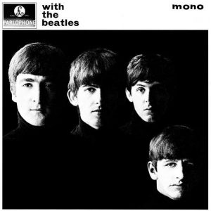 The Beatles ‎– With The Beatles Plak