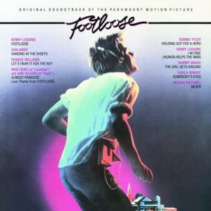 Various ‎– Footloose (Original Motion Picture Soundtrack) Plak