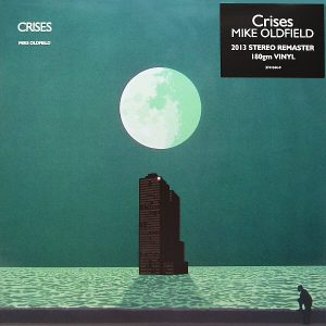 Mike Oldfield ‎– Crises Plak