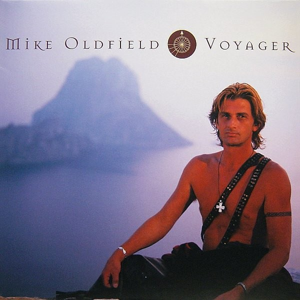 Mike Oldfield – Voyager Plak