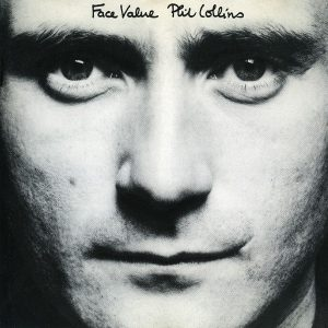 Phil Collins ‎– Face Value Plak