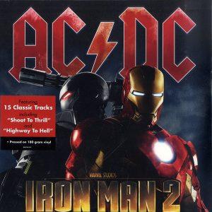 AC/DC – Iron Man 2 Plak