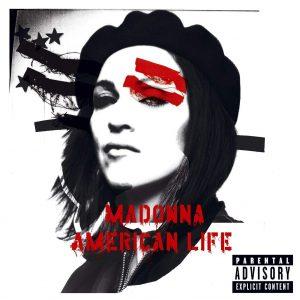 Madonna – American Life Plak