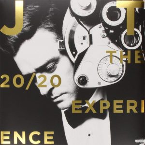 Justin Timberlake ‎– The 20/20 Experience Plak