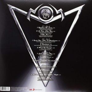 Scorpions – Comeblack Plak