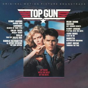 Various ‎– Top Gun (Original Motion Picture Soundtrack) Plak