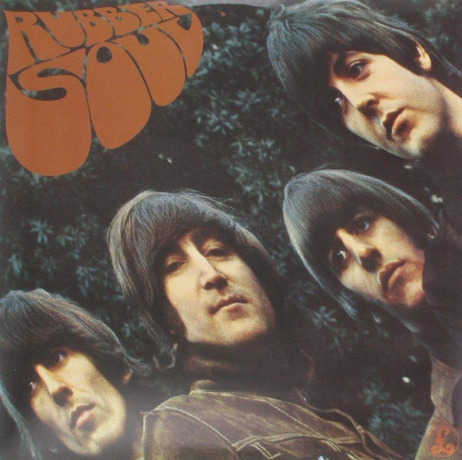 The Beatles – Rubber Soul Plak