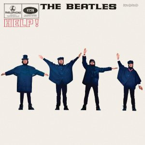 The Beatles ‎– Help! Plak
