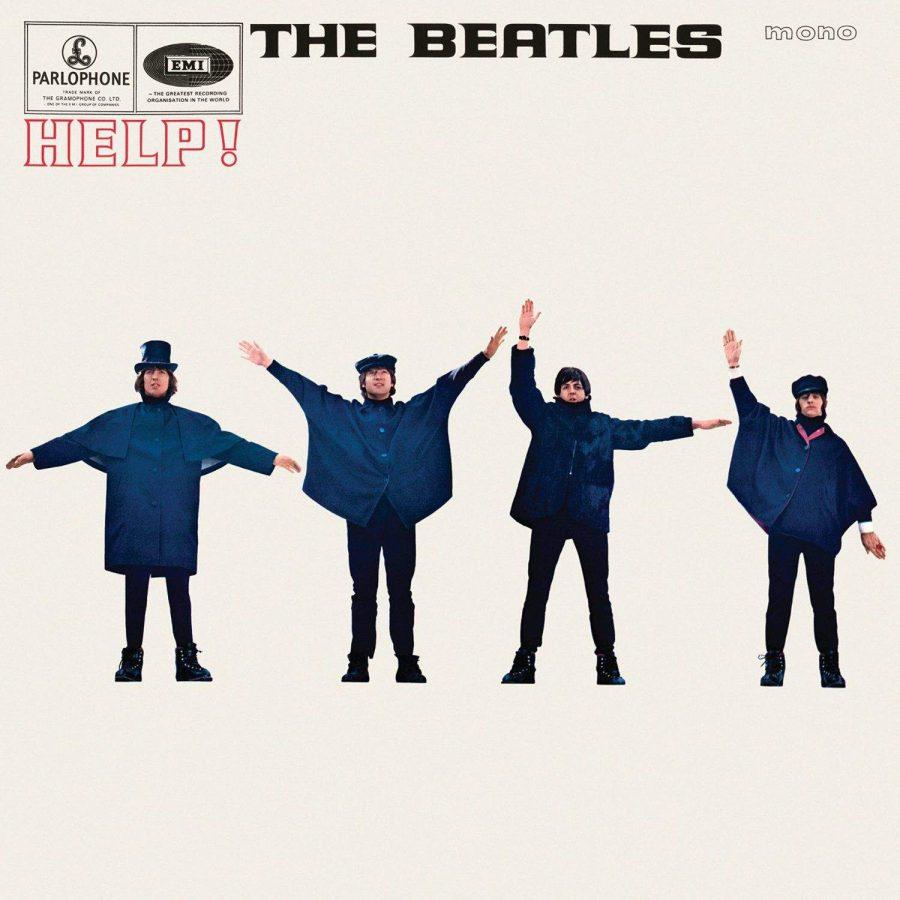 The Beatles – Help! Plak
