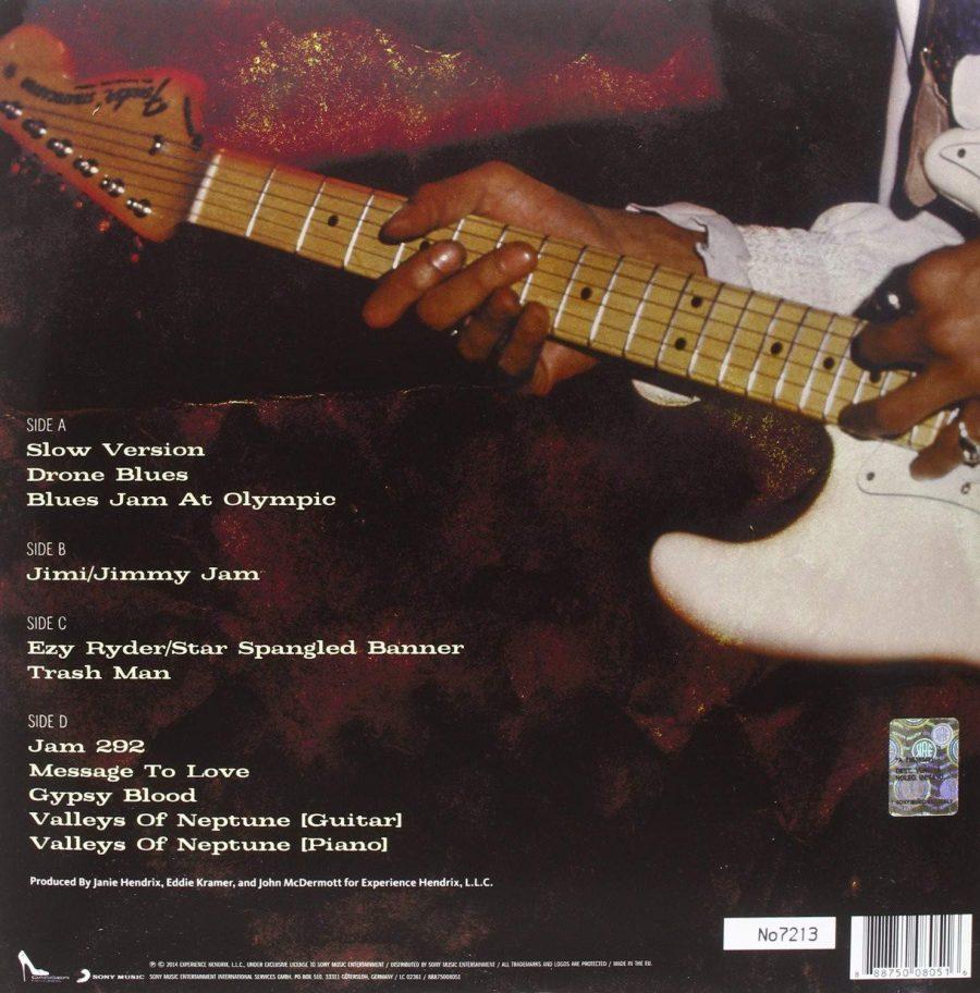 Jimi Hendrix – Hear My Music Plak