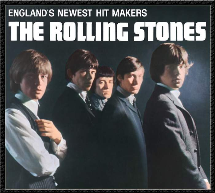 The Rolling Stones – England's Newest Hit Makers Plak