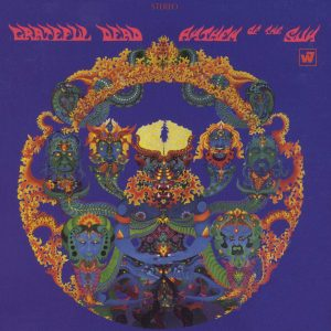 The Grateful Dead ‎– Anthem Of The Sun Plak