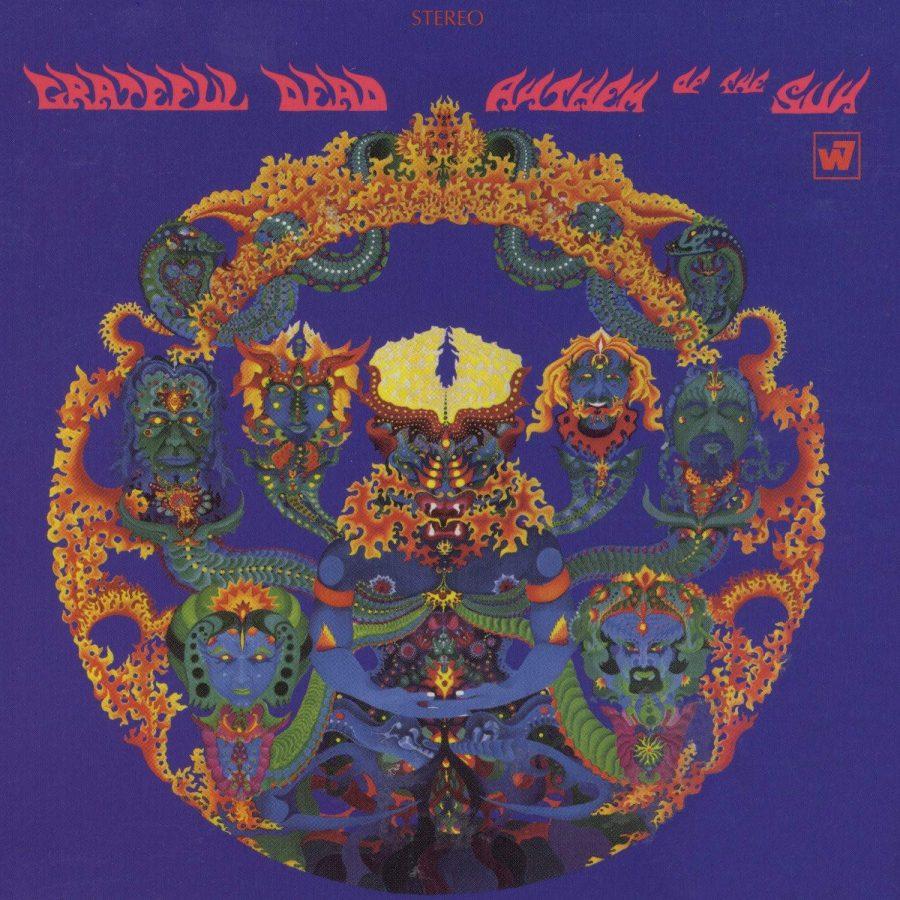 The Grateful Dead – Anthem Of The Sun Plak