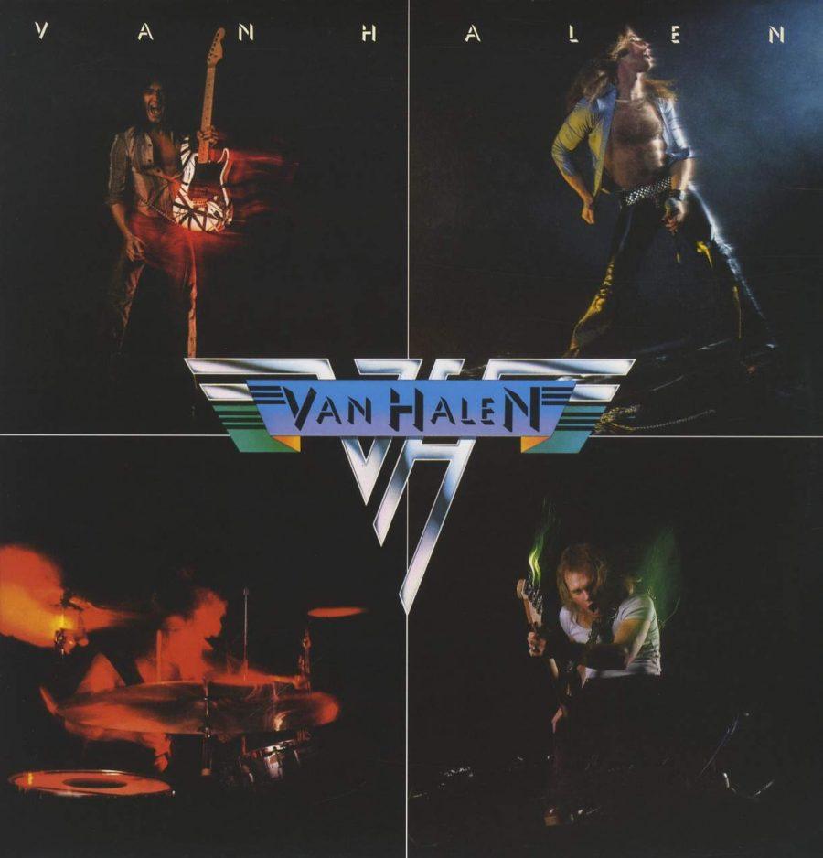 Van Halen – Van Halen Plak