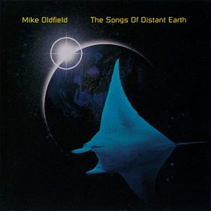 Mike Oldfield ‎– The Songs Of Distant Earth Plak