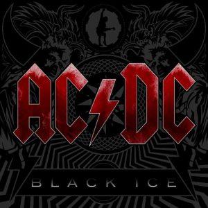 AC/DC – Black Ice Plak