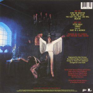 Ozzy Osbourne – Diary Of A Madman Plak