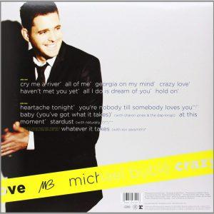 Michael Bublé – Crazy Love Plak