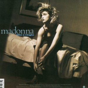 Madonna – Like A Virgin Plak