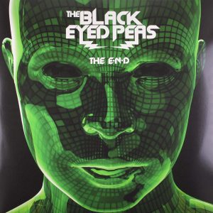 The Black Eyed Peas ‎– The E.N.D Plak