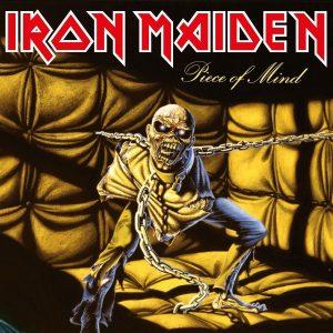 Iron Maiden – Piece Of Mind Plak