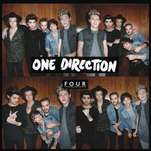One Direction – Four Plak