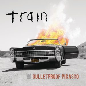 Train (2) ‎– Bulletproof Picasso Plak