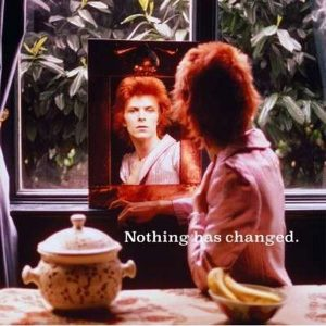 David Bowie - Nothing Has Changed (The Best Of David Bowie) Plak