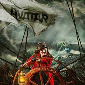Avatar - Hail To The Apocalypse - Plak