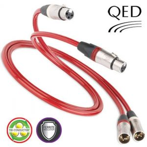 QED QE-3280 REFERENCE XLR 40 ANALOGUE 0.60cm Kablo