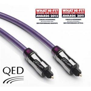 QED QE-3310 REFERENCE OPTICAL QUARTZ 1 mt.