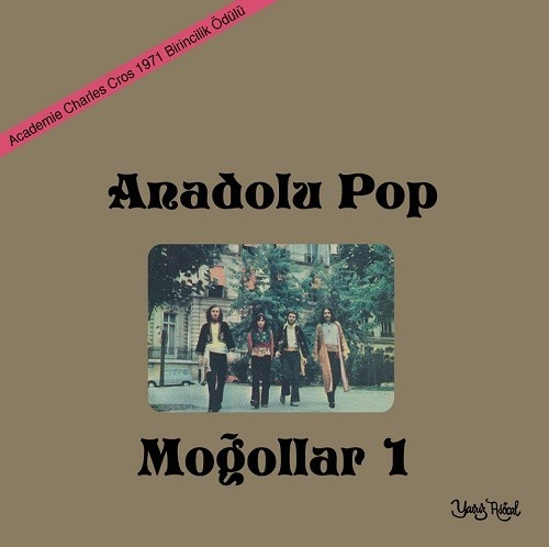 Moğollar 1 - Anadolu Pop - ( Plak )