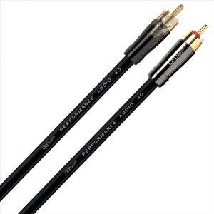 QED QE-6110 PERFORMANCE AUDIO 40 0.60 cm