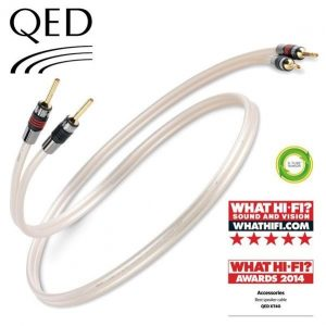 QED QE-1340 X-TUBE XT40 Hoparlör Kablosu / Metre (uç hariç)