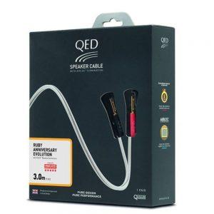 QED QE-1412 XTC PRE-TERMINATED Hoparlör Kablosu 3 Metre