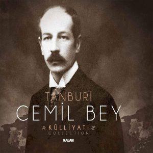 Tanburi Cemil Bey Külliyatı Plak