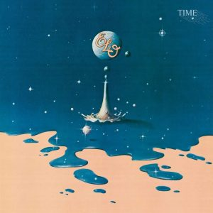 Electric Light Orchestra Time(1981) Plak
