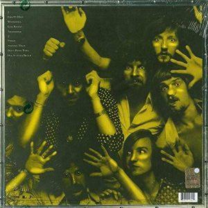 Electric Light Orchestra Face 1975 Plak