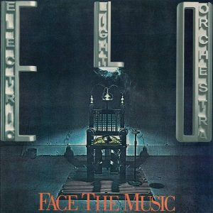 Electric Light Orchestra Face 1975 Plak