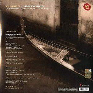 Sol Gabetta - Il Progetto Vivaldi (2007) Plak