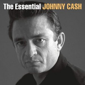 Johnny Cash The Essential Plak