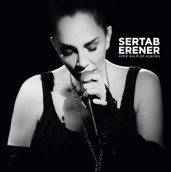 Sertab Erener Kırık Kalpler Albümü Plak