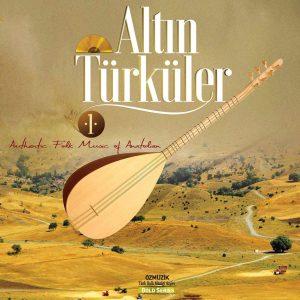 Kıvırcık Ali Altın Türküler 1 Plak