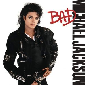 Michael Jackson Bad Plak