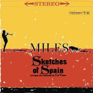 Miles Davis Sketches Of Spain Plak