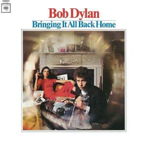 Bob Dylan Bringing It All Back Home Plak